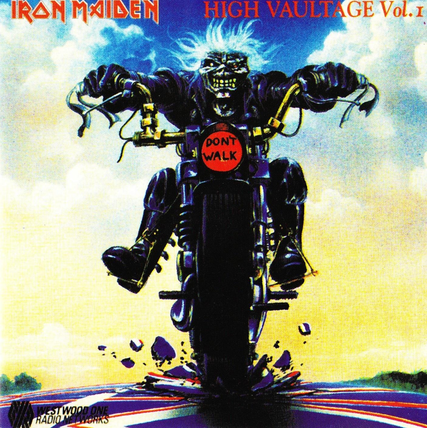 Iron Maiden — High Vaultage Vol.1 (1997)