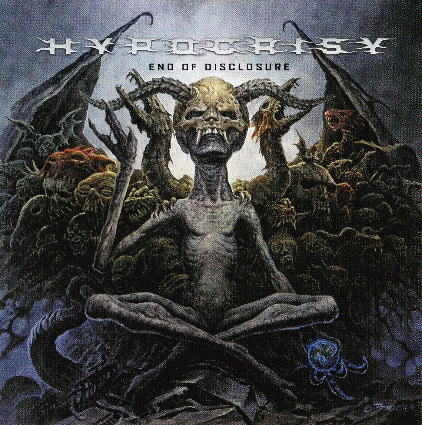 Hypocrisy — End Of Disclosure (2013)