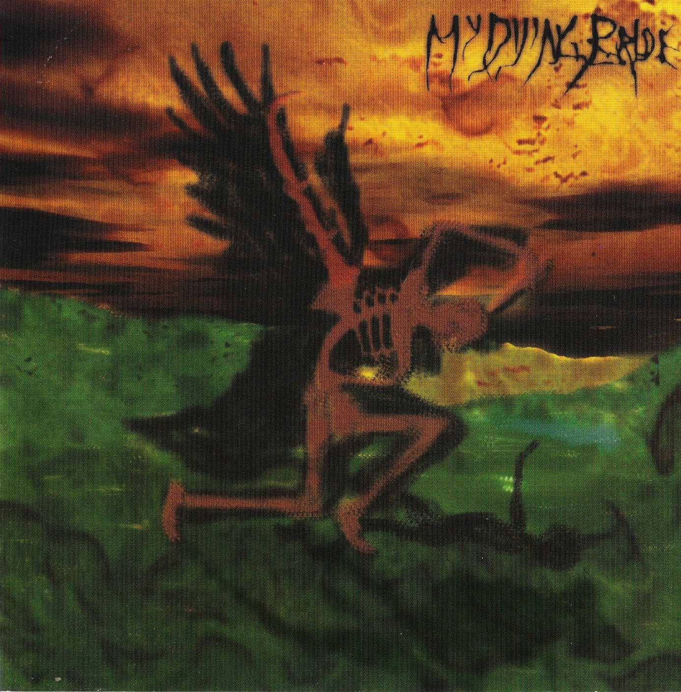My Dying Bride — The Dreadful Hours (2001)