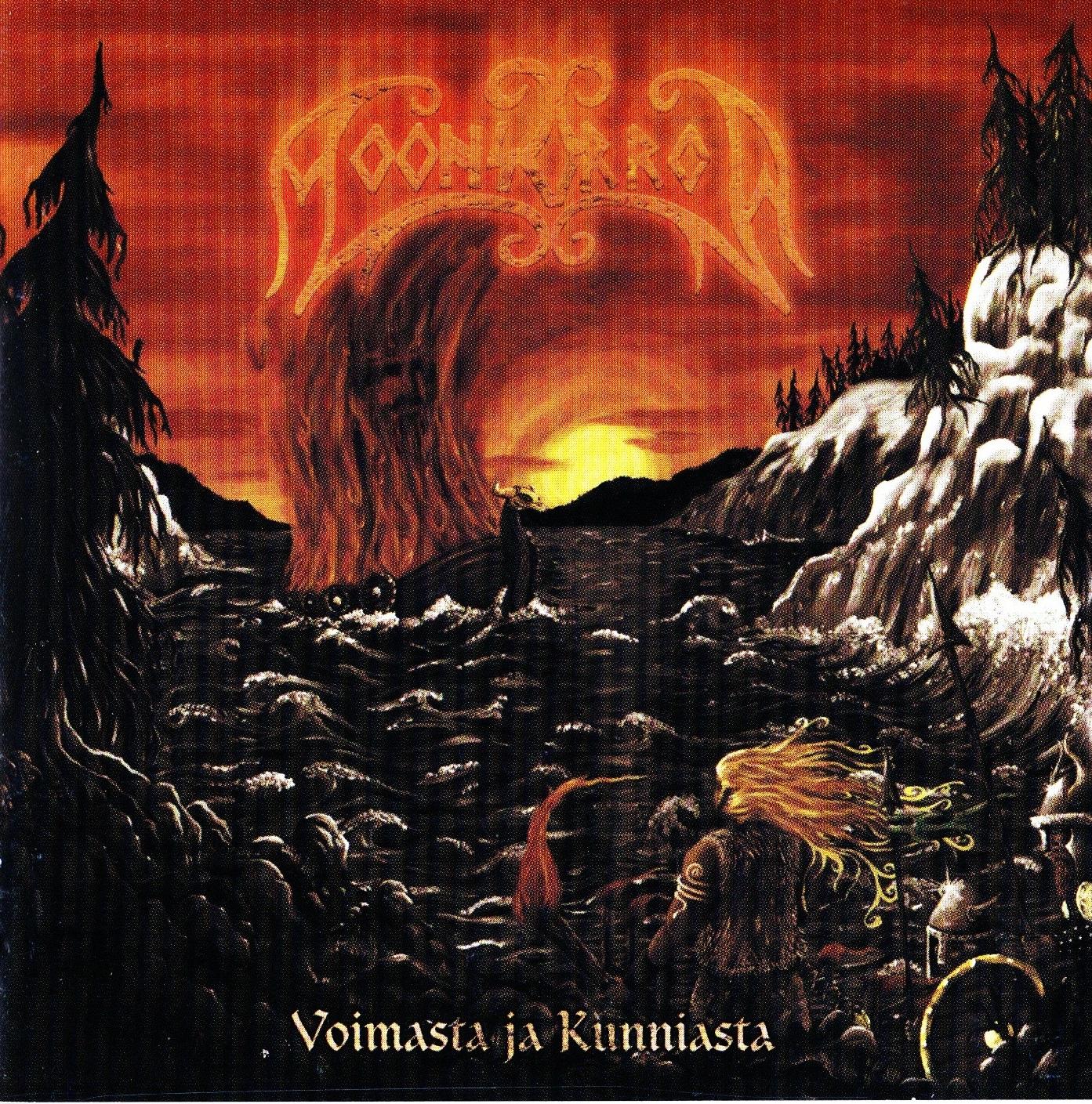Moonsorrow — Voimasta ja Kunniasta (2001)