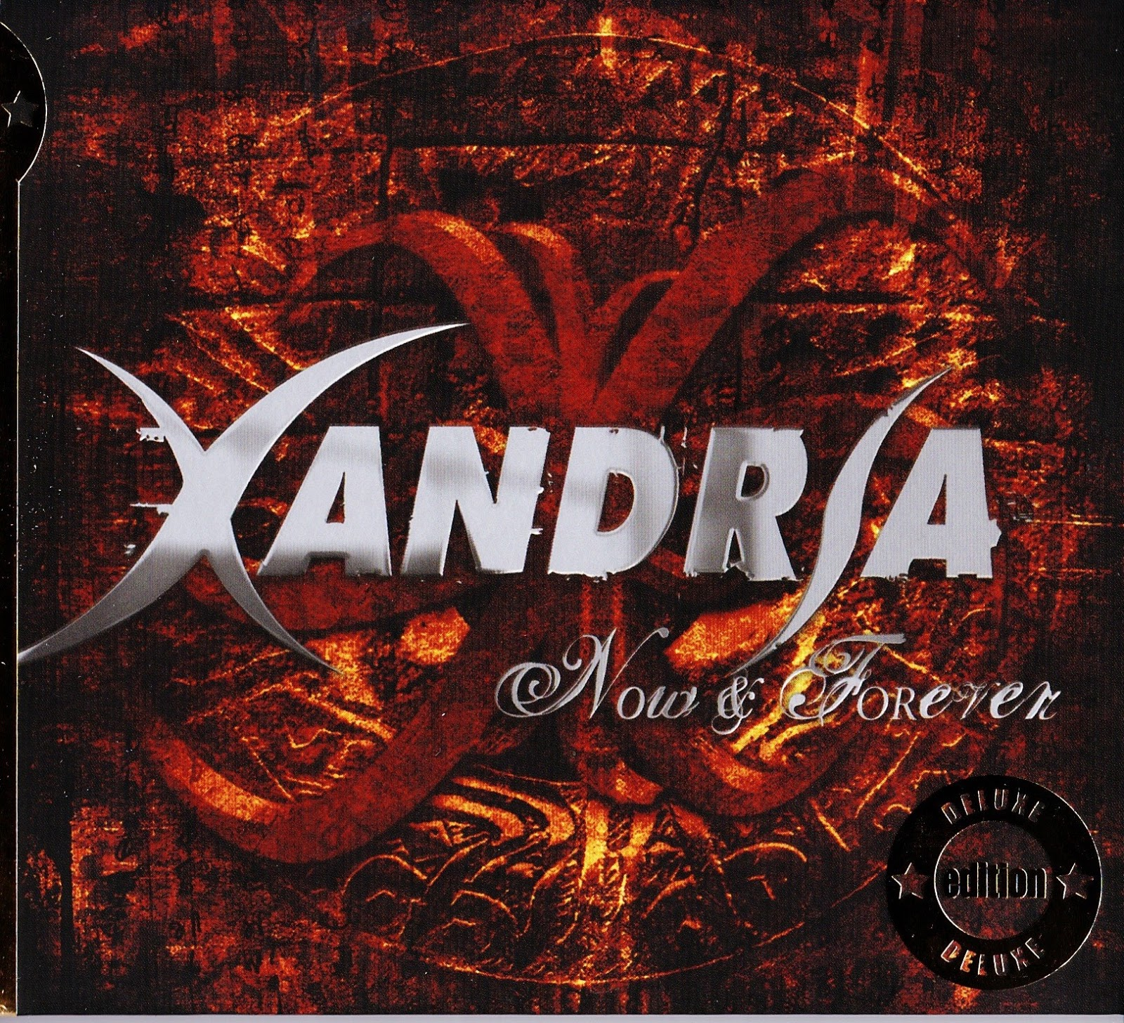 Xandria — Now & Forever (2008)