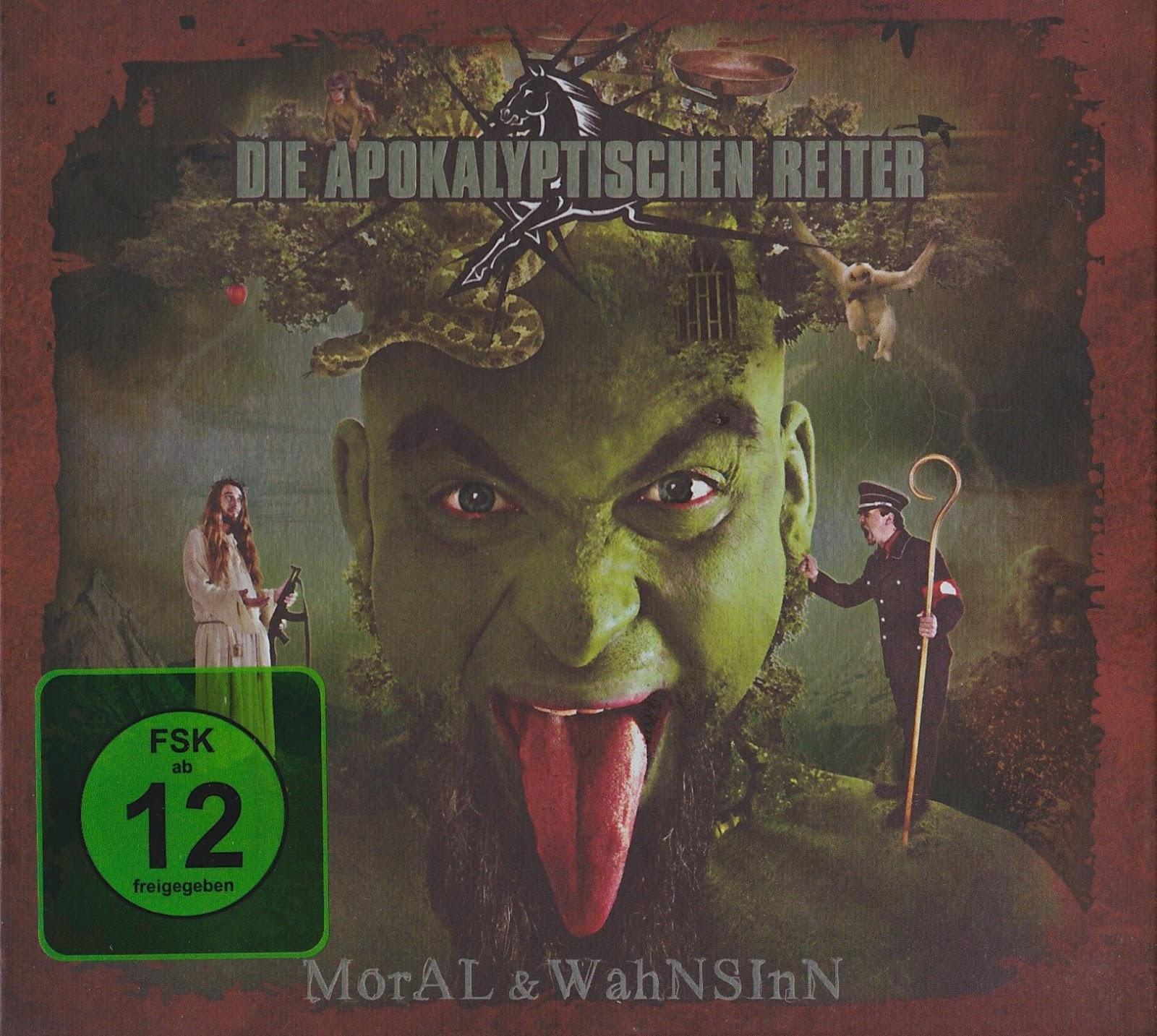 Die Apokalyptischen Reiter — Moral & Wahnsinn (2011)