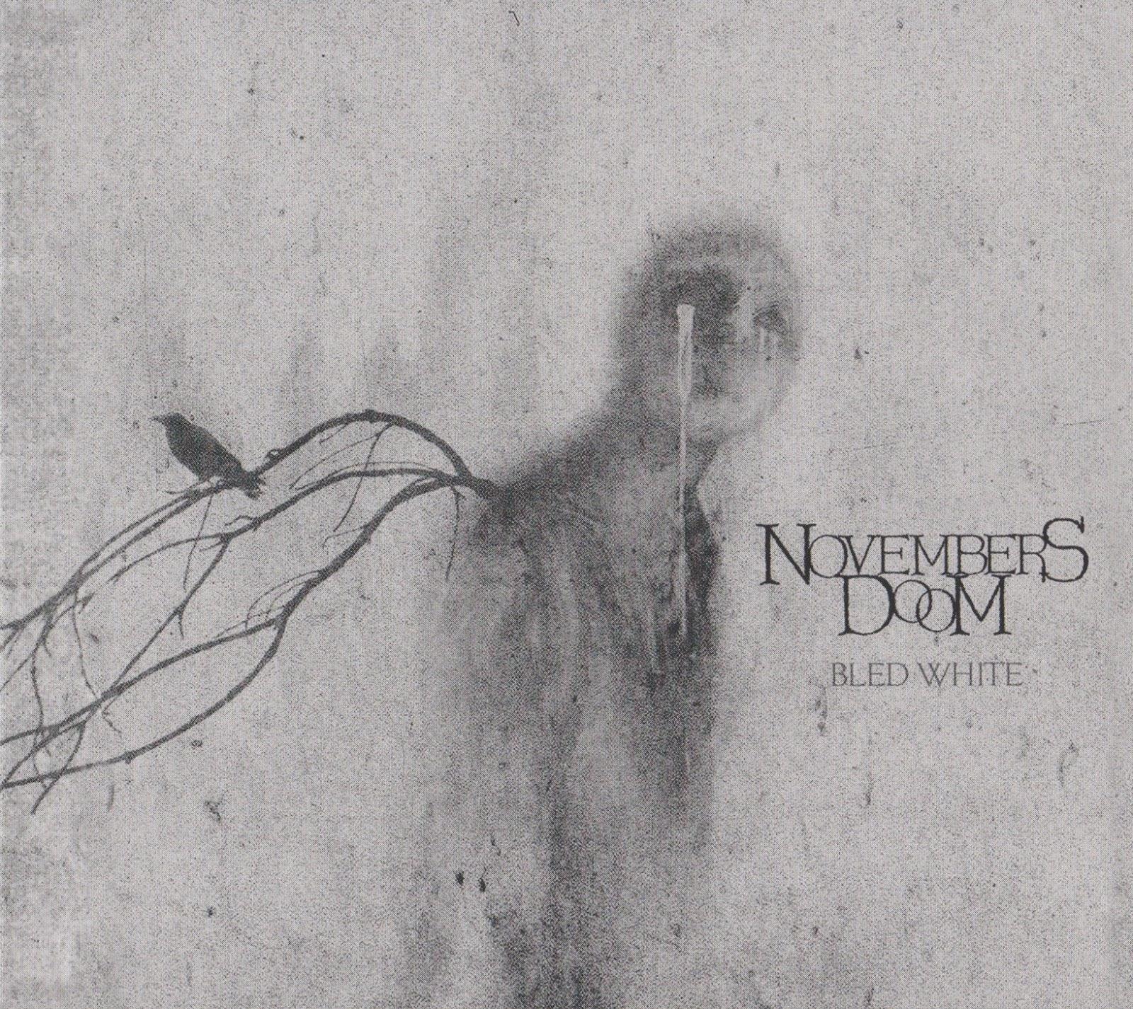 Novembers Doom — Bled White (2014)