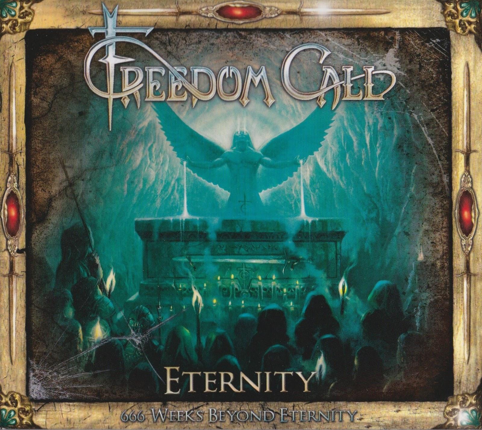 Freedom Call — 666 Weeks Beyond Eternity (2015)