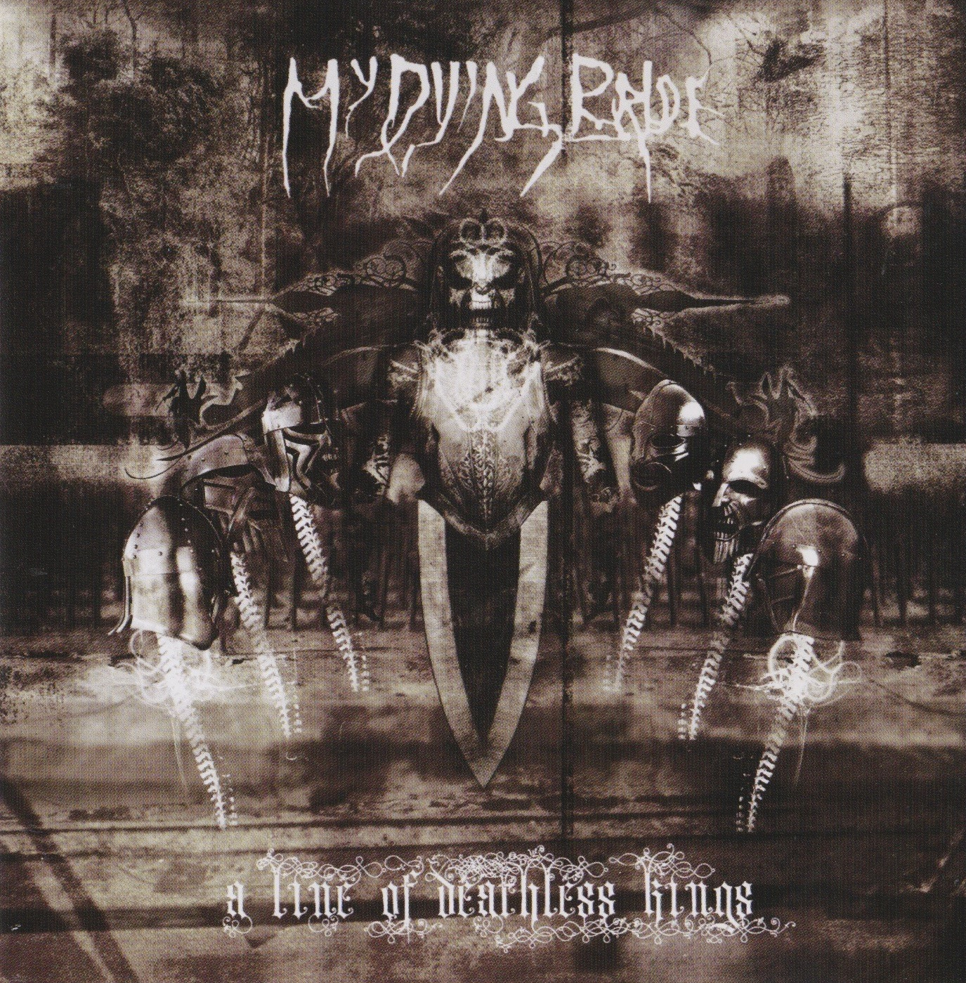 My Dying Bride — A Line Of Deathless Kings (2006)