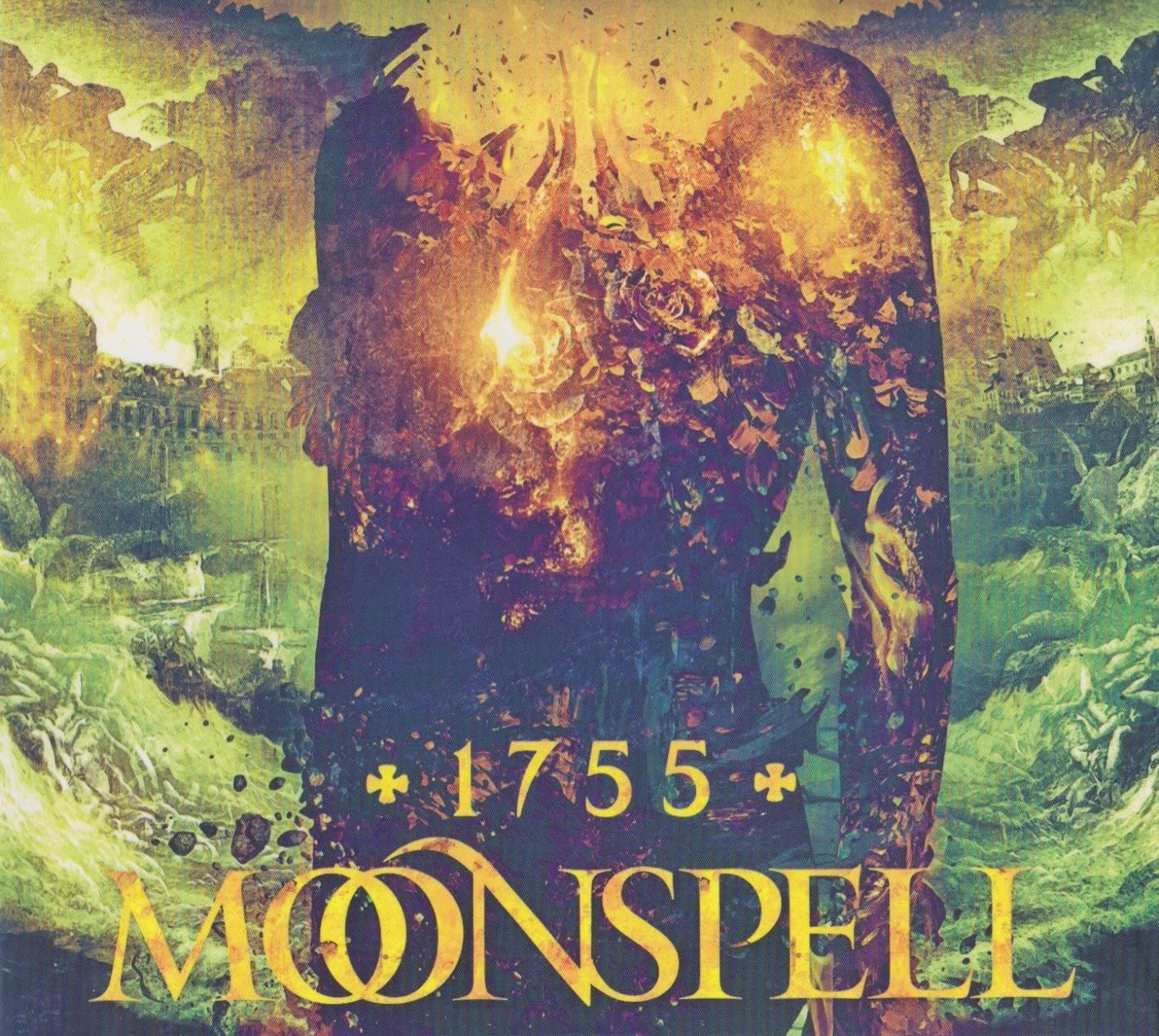 Moonspell — 1755 (2017)