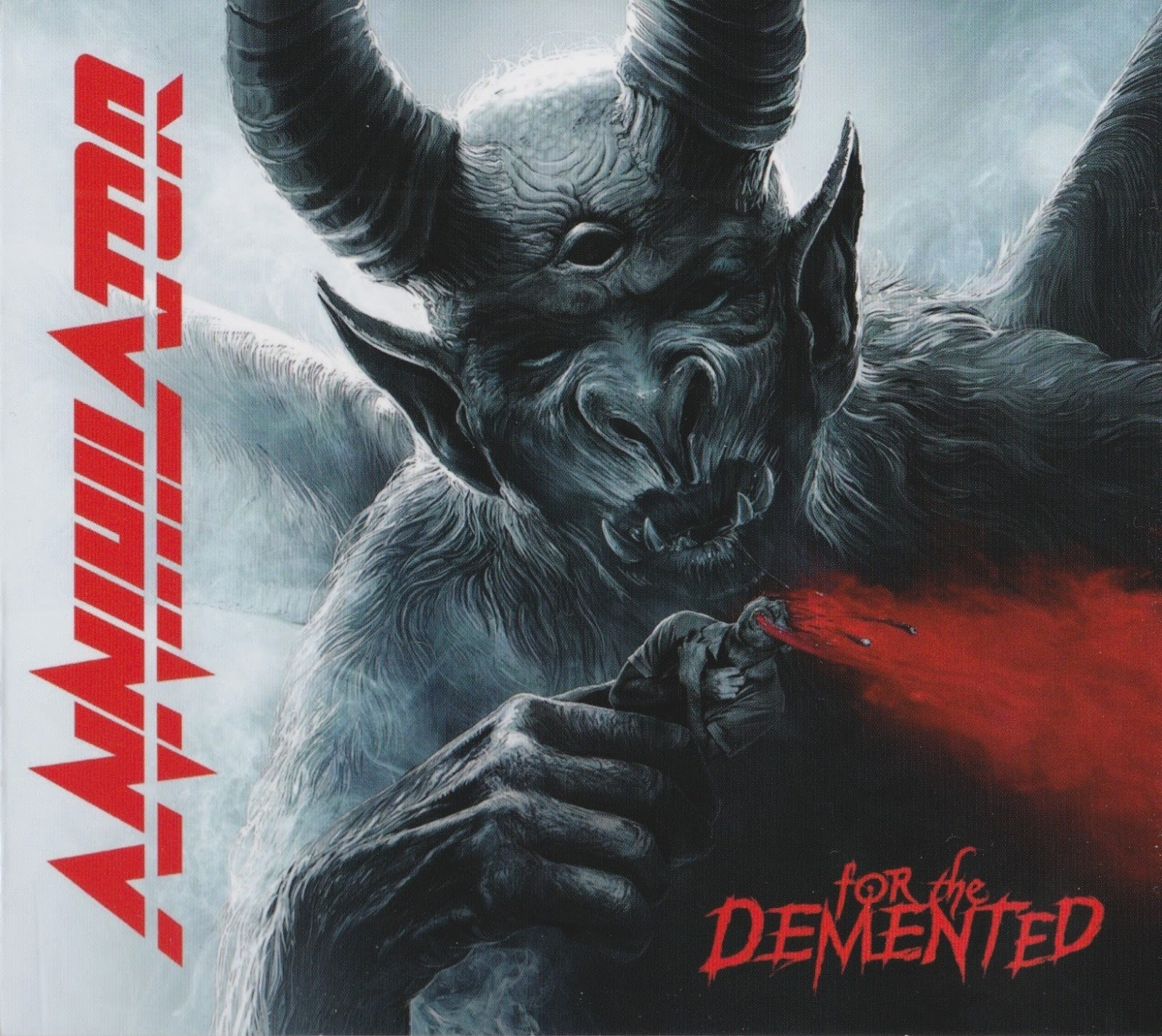 Annihilator — For The Demented (2017)