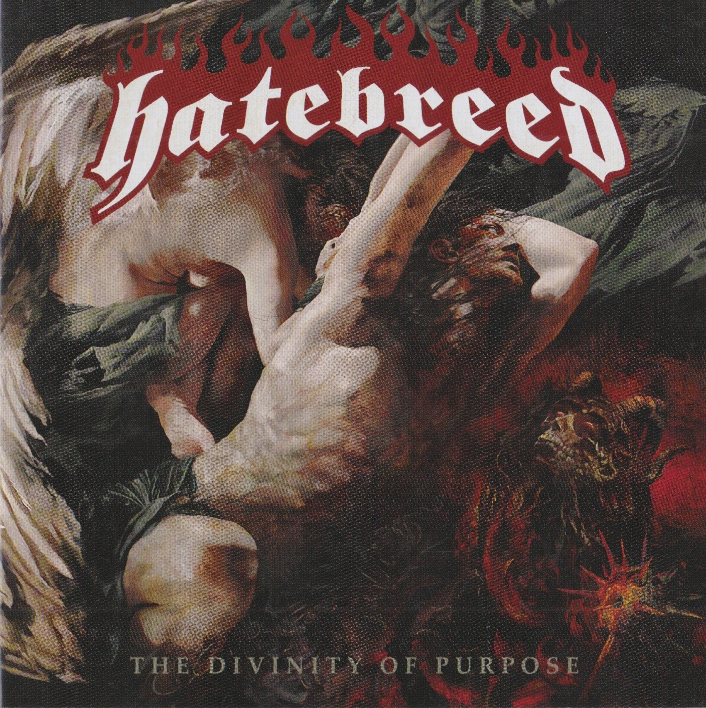 Hatebreed — The Divinity Of Purpose (2013)