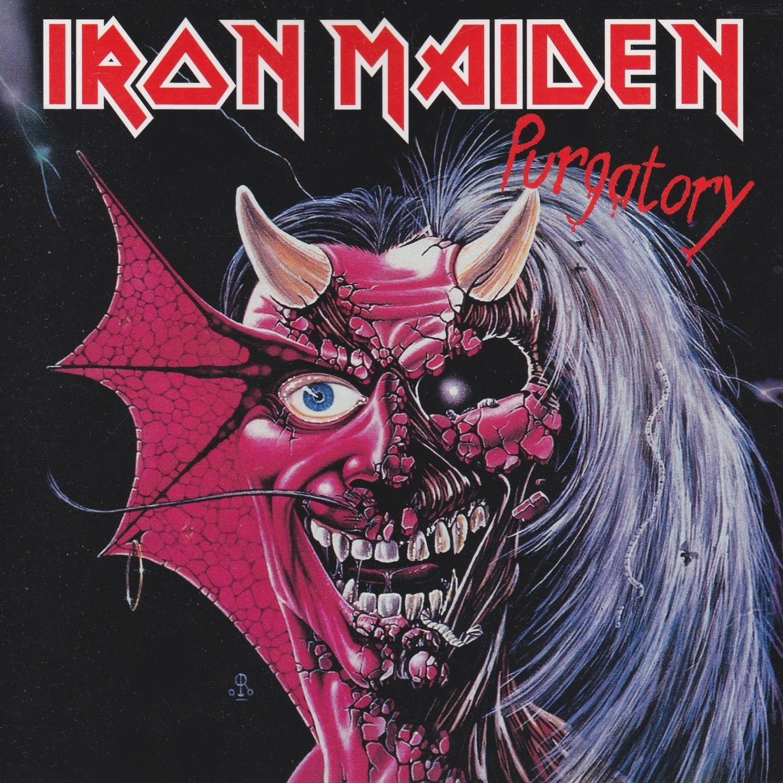 Iron Maiden — Purgatory 7″ (1981)