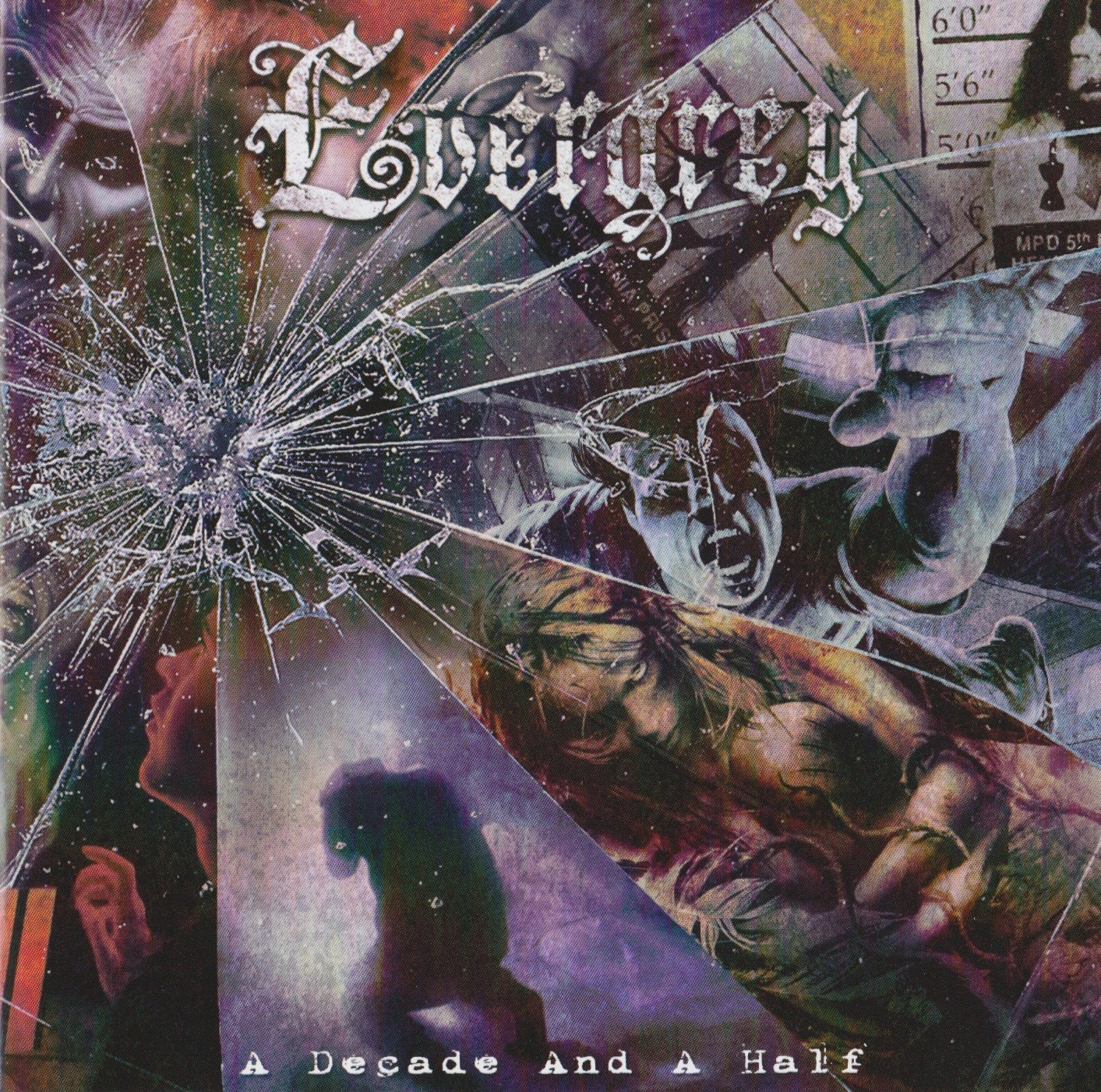 Evergrey — A Decade and a Half (2011)