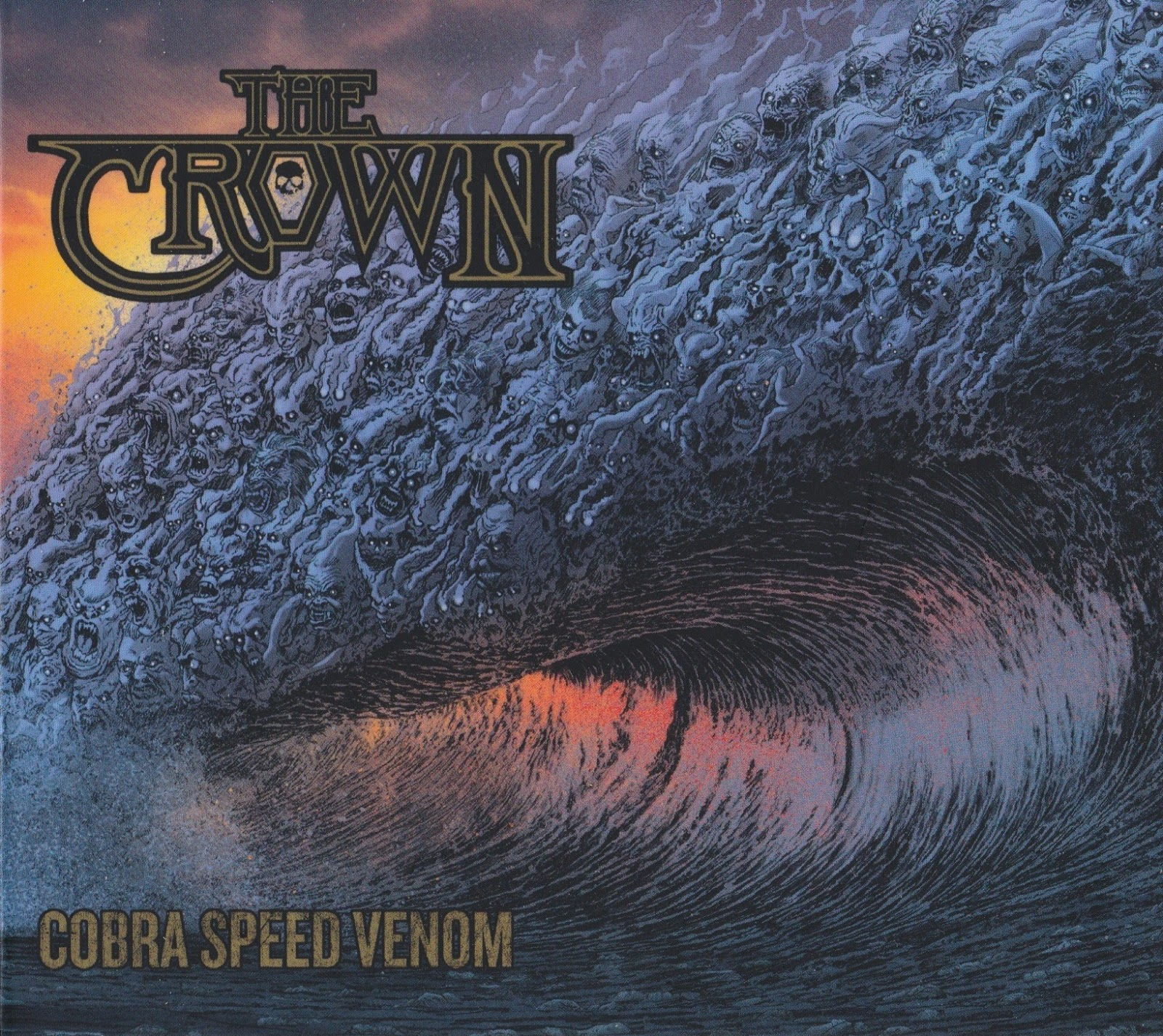 The Crown — Cobra Speed Venom (2018)