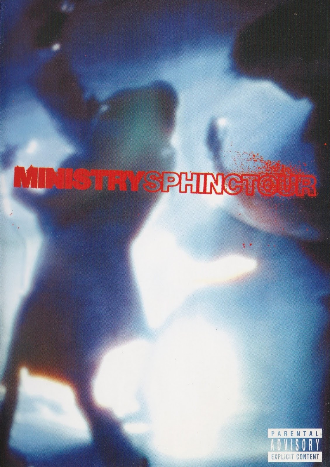 Ministry — Sphinctour (2002)