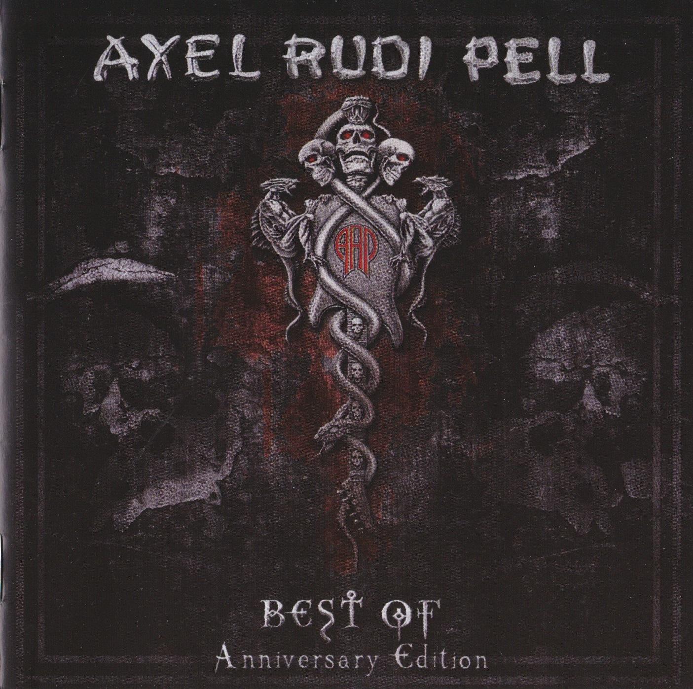 Axel Rudi Pell — Best Of: Anniversary Edition (2009)