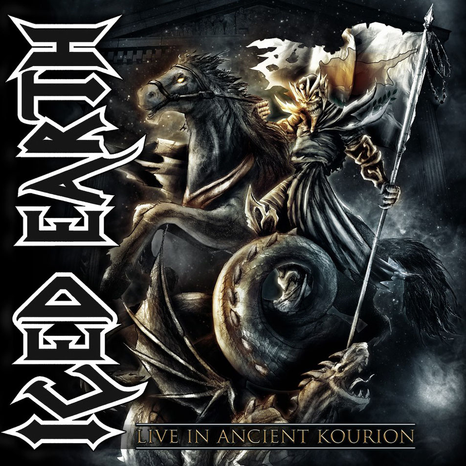 Iced Earth — Live in Ancient Kourion (2013)