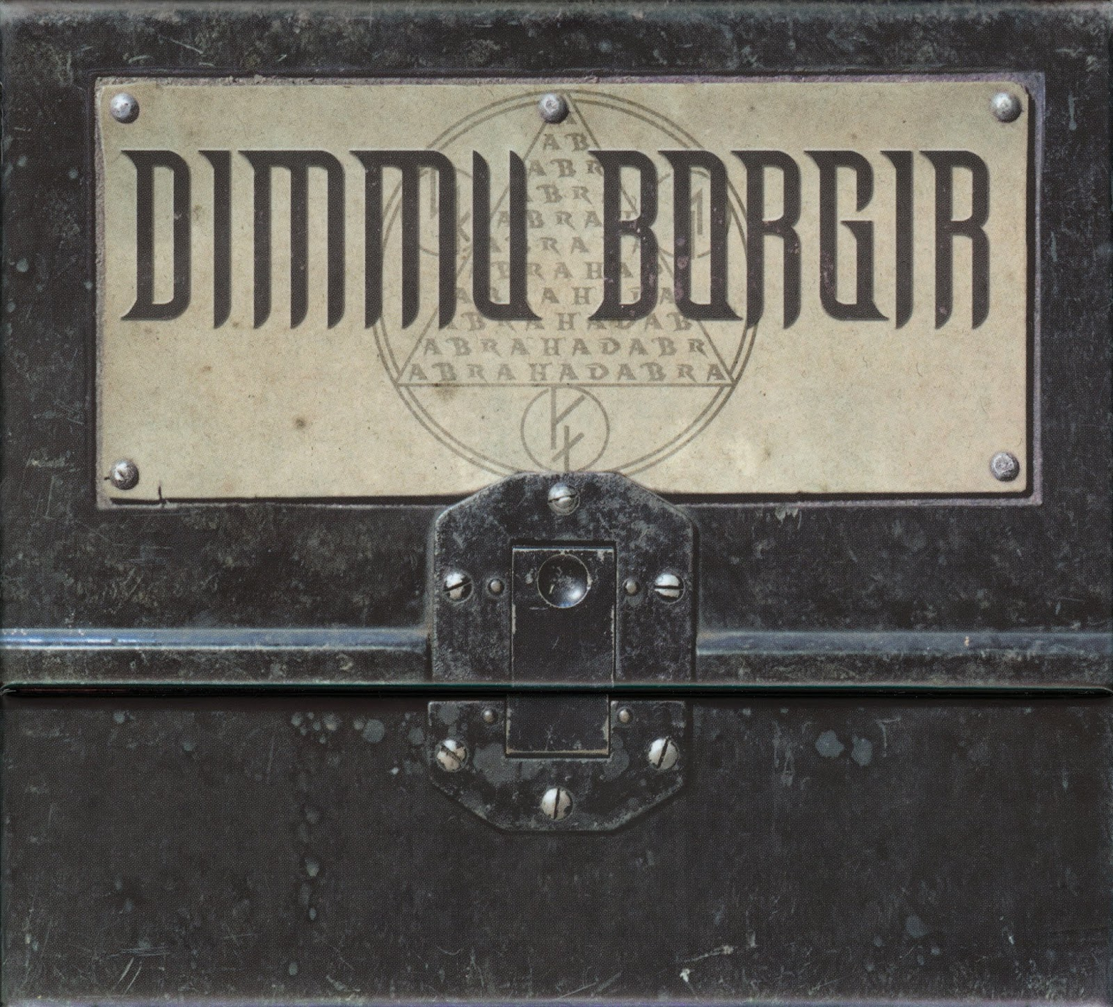 Dimmu Borgir — Abrahadabra (2010)
