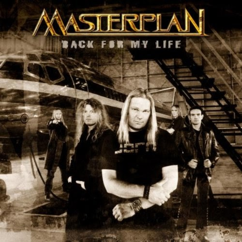 Masterplan — Back For My Life EP (2004)