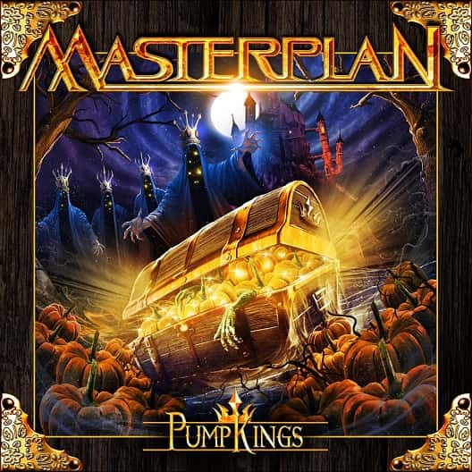 Masterplan — PumpKings (2017)