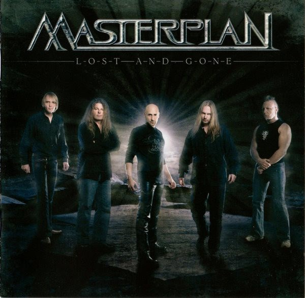 Masterplan — Lost and Gone EP (2007)