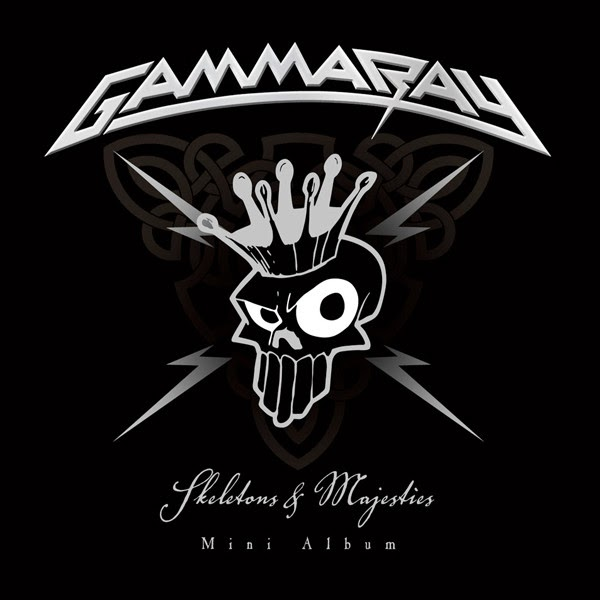 Gamma Ray — Skeletons & Majesties EP (2011)