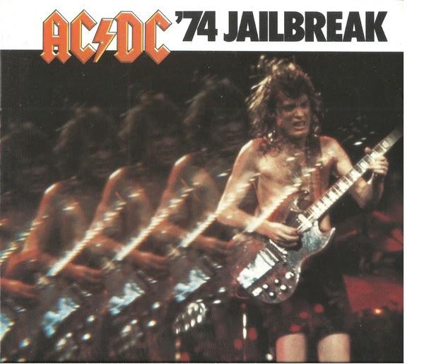 AC/DC — '74 Jailbreak EP (1984)