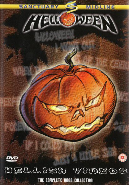 Helloween — Hellish Videos  (2005)