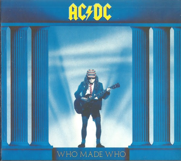 AC/DC — Who Made Who (1986)