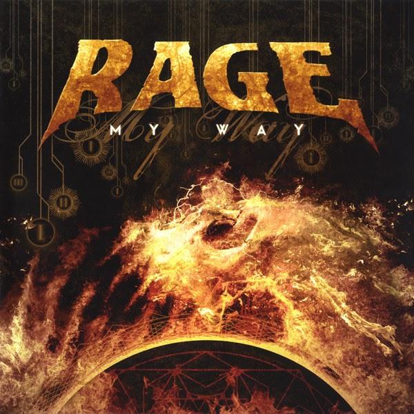 Rage — My Way EP (2016)
