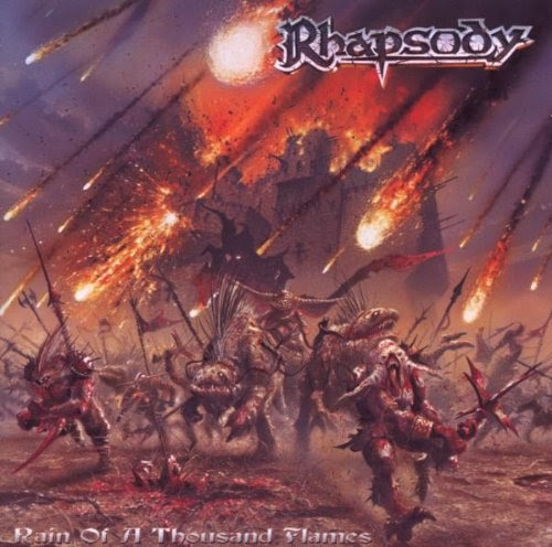Rhapsody — Rain Of A Thousand Flames (2001)