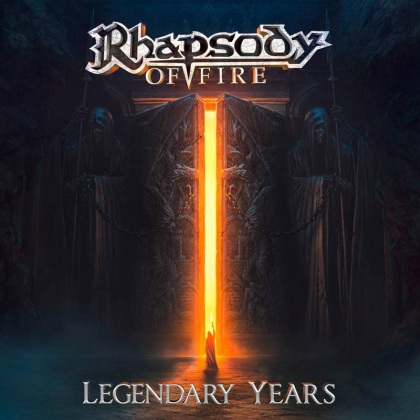 Rhapsody of Fire — Legendary Years (2017)
