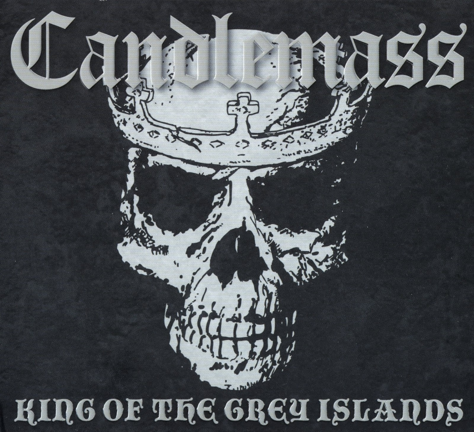 Candlemass — King Of The Grey Islands (2007)