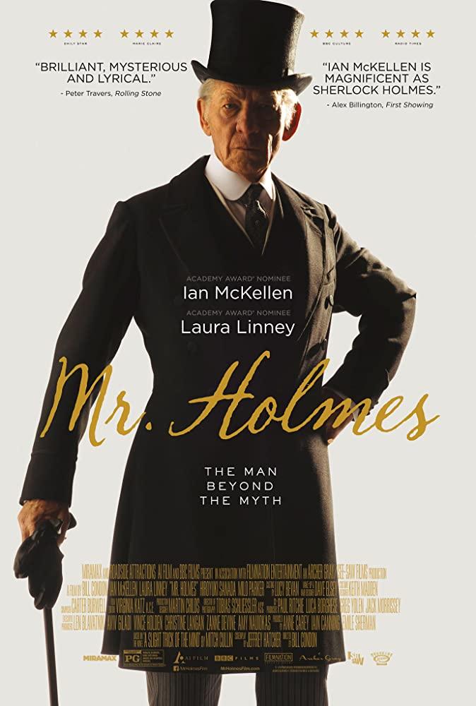 Фильм «Мистер Холмс» (2015)