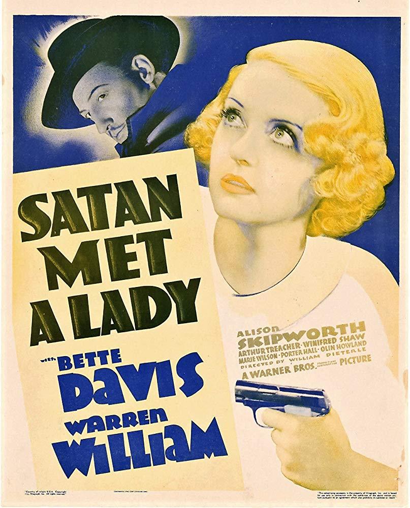 Фильм «Сатана встречает леди» (1936)