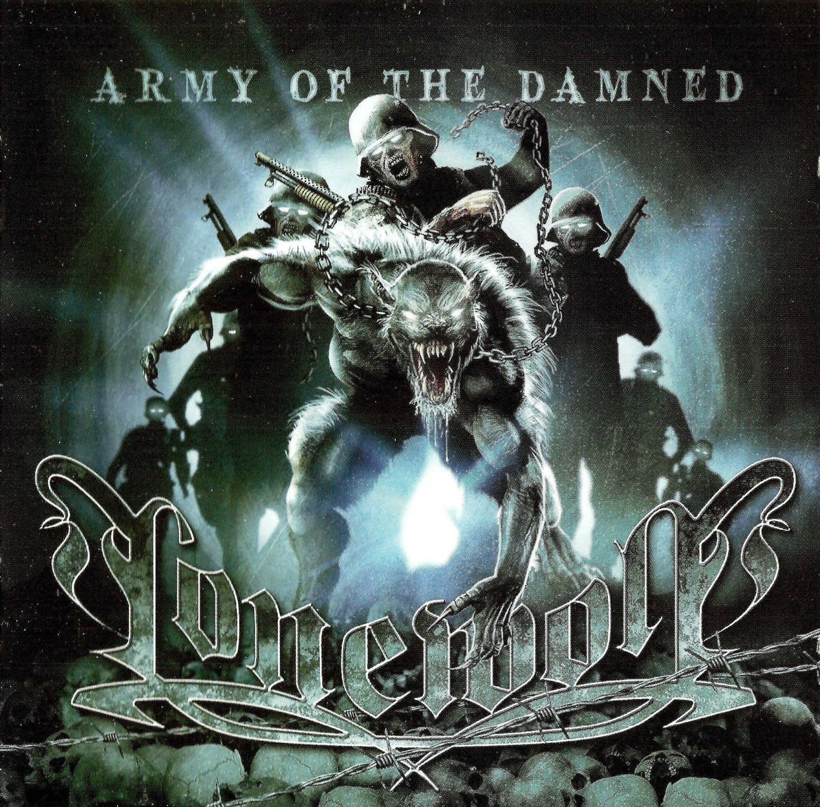 Lonewolf — Army Of The Damned (2012)