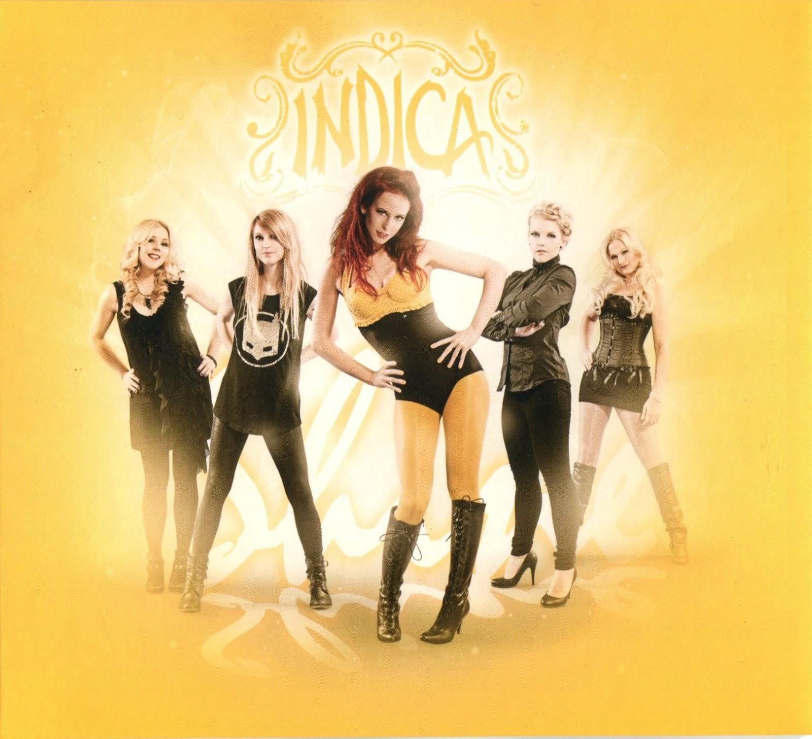 Indica — Shine (2014)