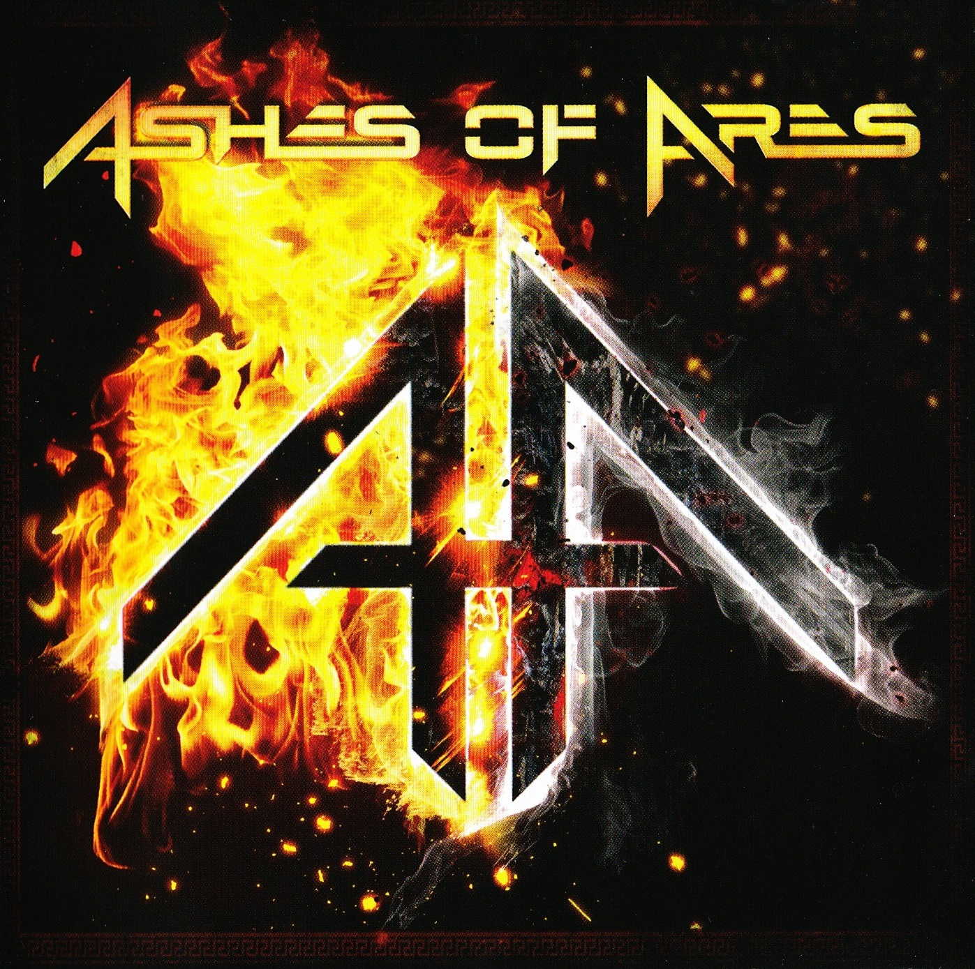Ashes Of Ares — Ashes Of Ares (2013)