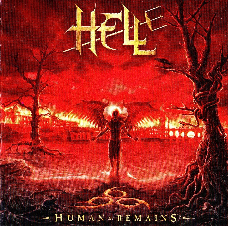 Hell — Human Remains (2011)