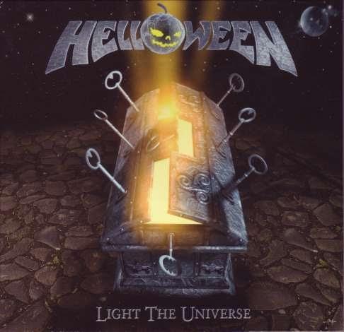 Helloween — Light the Universe CDS (2006)