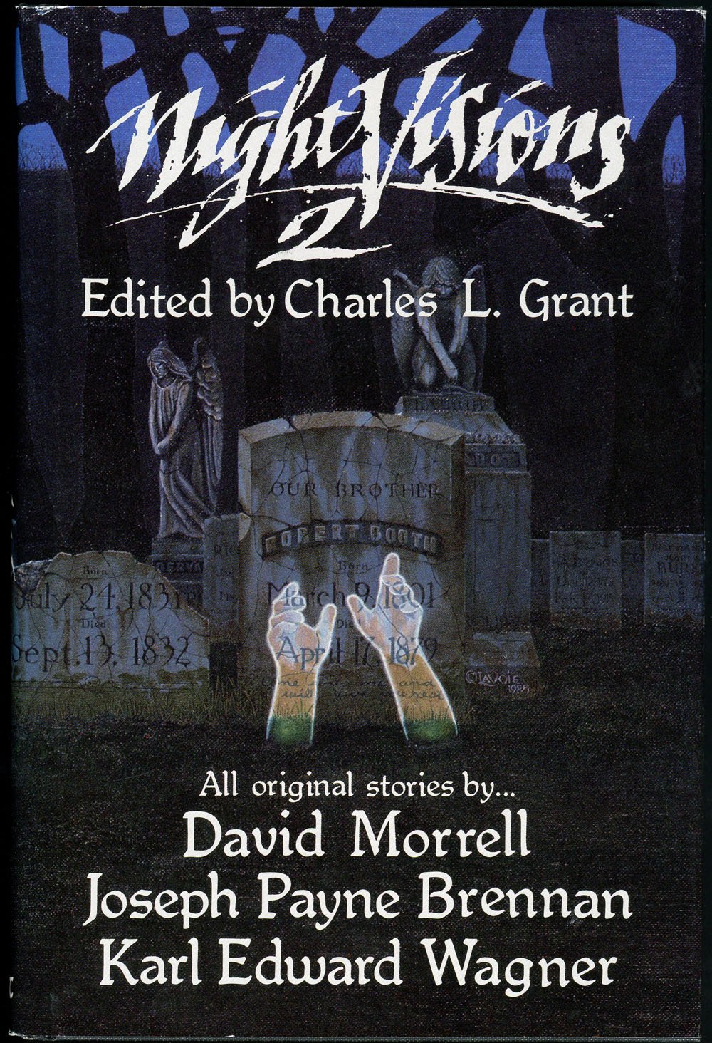 Дэвид Моррелл — Мумбо-юмбо (1985)