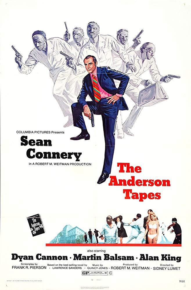 Фильм «Магнитные ленты Андерсона» (1971)