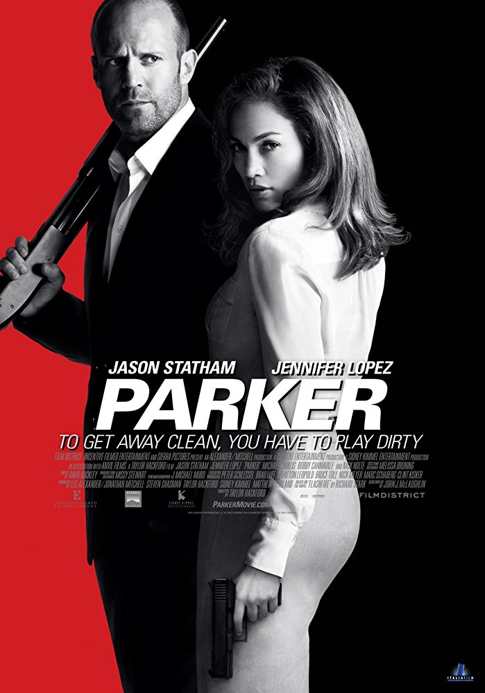 Фильм «Паркер» (2013)