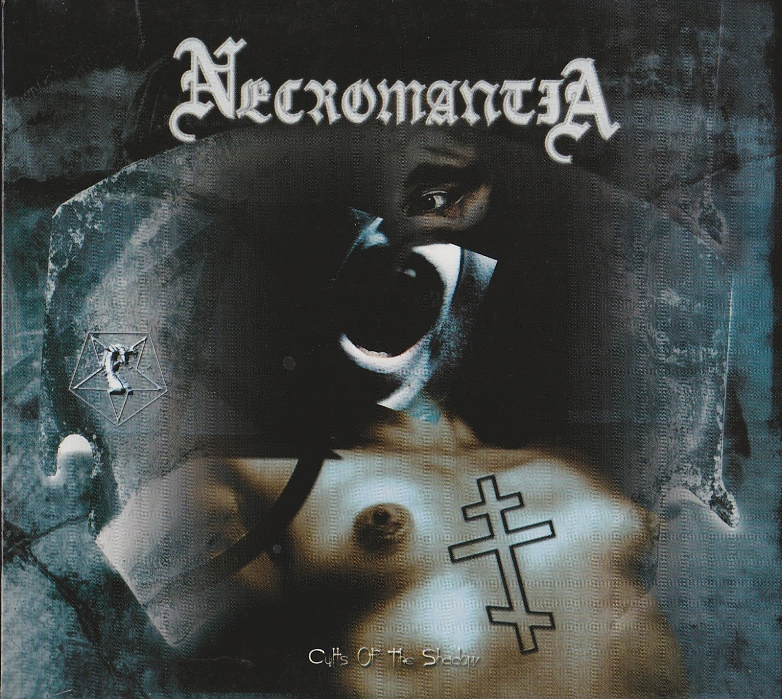 Necromantia — Crossing The Fiery Path (1993)