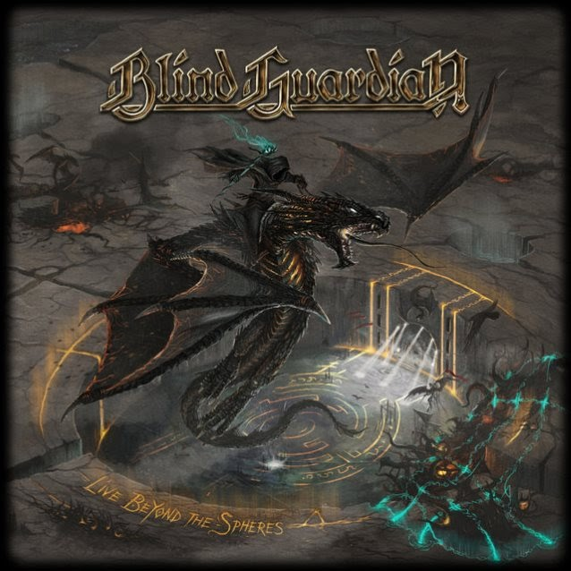 Blind Guardian — Live Beyond The Spheres (2017)