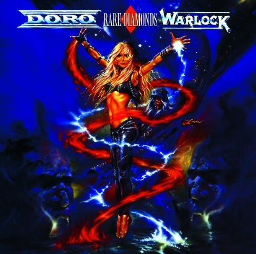 Doro & Warlock — Rare Diamonds (1991)
