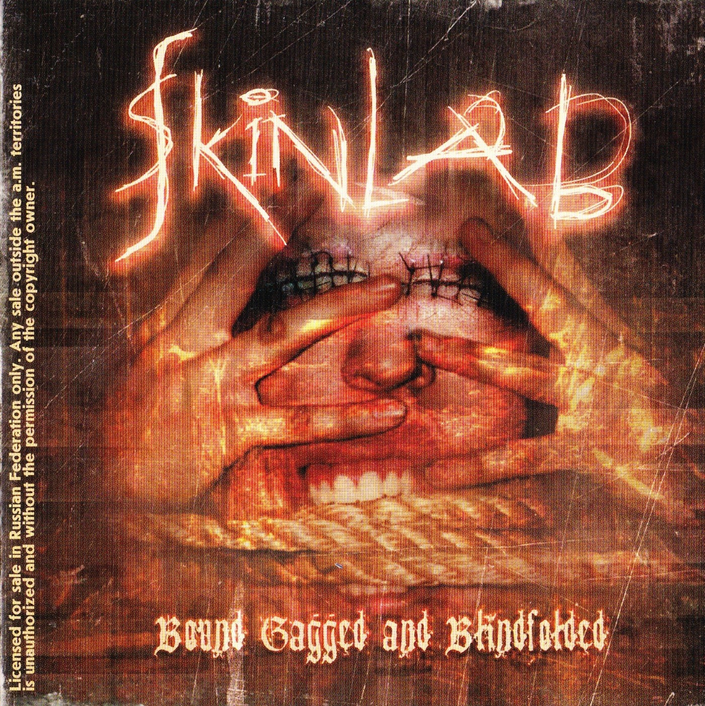 Skinlab — Bound, Gagged and Blindfolded (1997)