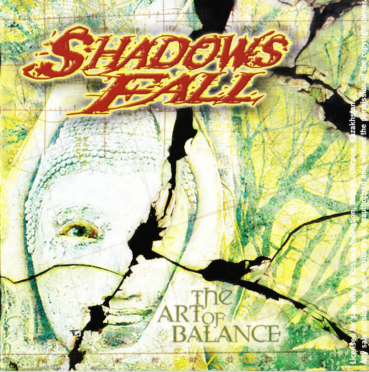 Shadows Fall — The Art Of Balance (2002)