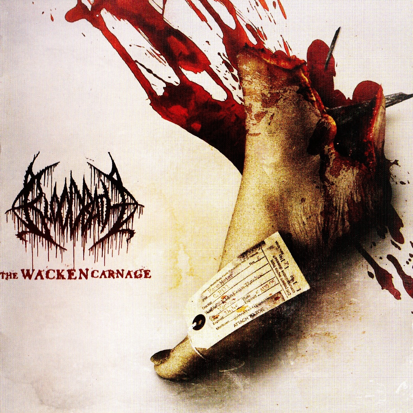 Bloodbath — The Wacken Carnage (2008)