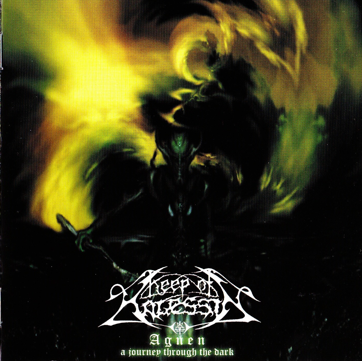 Keep Of Kalessin — Agnen: A Journey Through The Dark (1999)
