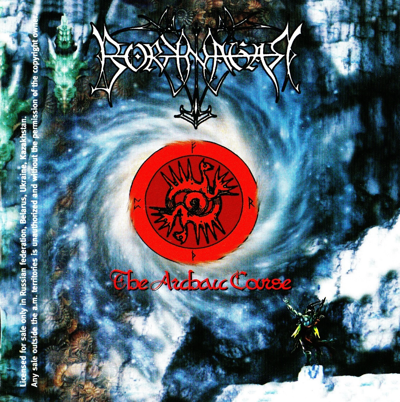 Borknagar — The Archaic Course (1998)