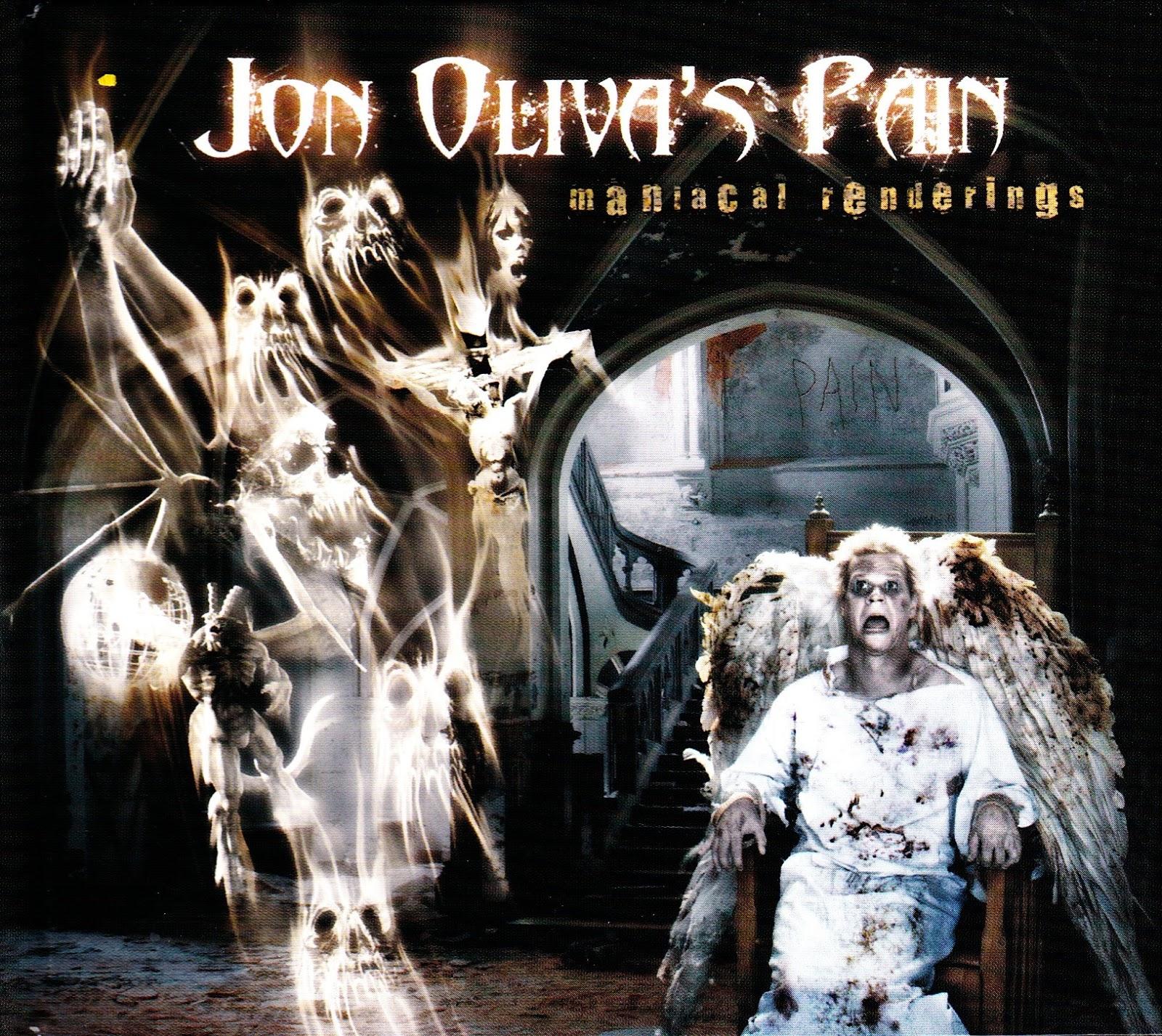 Jon Oliva's Pain — Maniacal Renderings (2006)