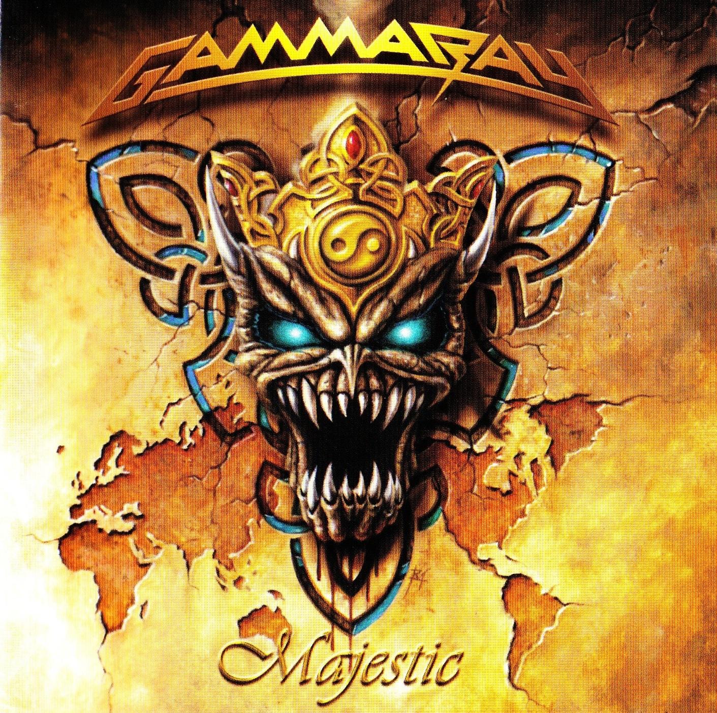 Gamma Ray — Majestic (2005)